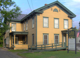 Rural VT RE Office
